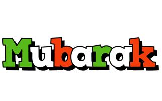 Mubarak venezia logo