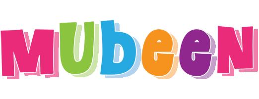 Mubeen friday logo