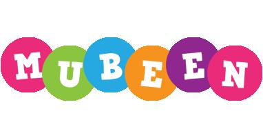 Mubeen friends logo