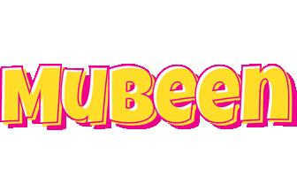 Mubeen kaboom logo