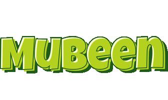 Mubeen summer logo