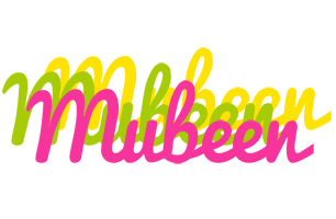 Mubeen sweets logo