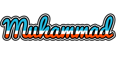 Muhammad america logo