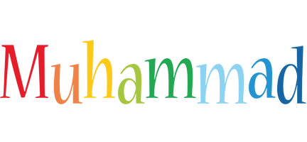 Muhammad birthday logo
