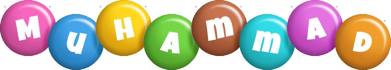 Muhammad candy logo