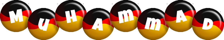 Muhammad german logo