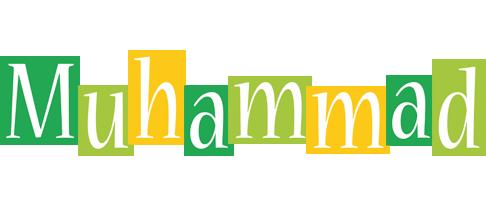 Muhammad lemonade logo