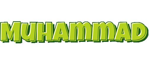 Muhammad summer logo