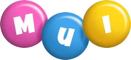 Mui candy logo