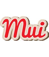 Mui chocolate logo