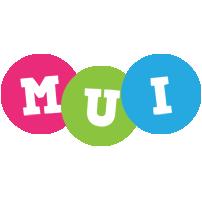 Mui friends logo