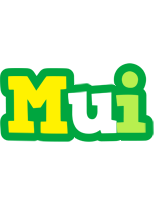 Mui soccer logo