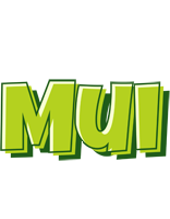Mui summer logo