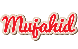 Mujahid chocolate logo