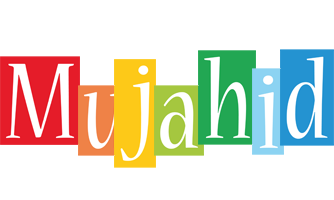 Mujahid colors logo
