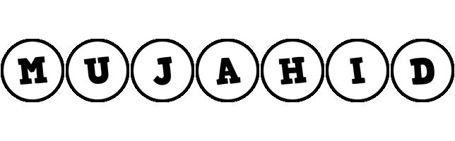 Mujahid handy logo