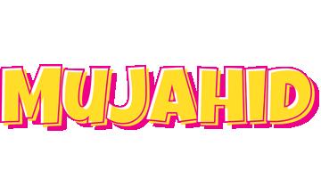 Mujahid kaboom logo