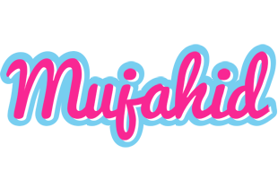 Mujahid popstar logo