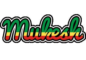 Mukesh african logo