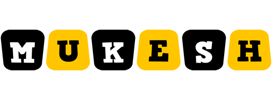 Mukesh boots logo