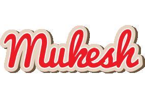 Mukesh chocolate logo