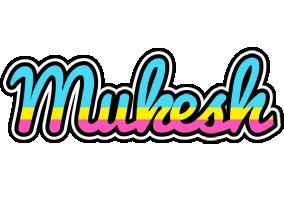 Mukesh circus logo