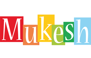 Mukesh colors logo