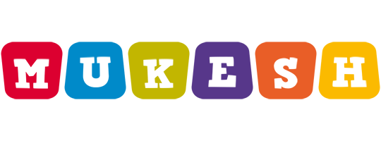 Mukesh daycare logo