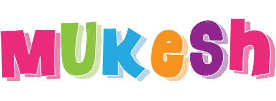 Mukesh friday logo