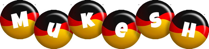Mukesh german logo