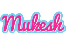 Mukesh popstar logo