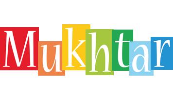 Mukhtar colors logo