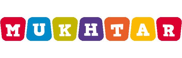 Mukhtar kiddo logo