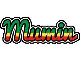 Mumin african logo