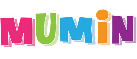 Mumin friday logo