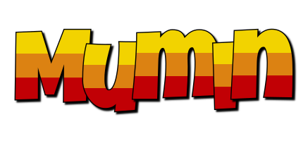 Mumin jungle logo