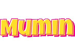 Mumin kaboom logo