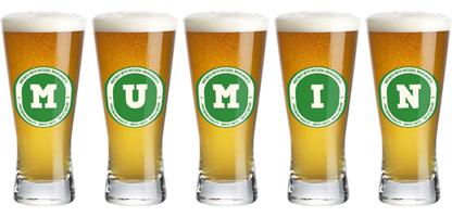 Mumin lager logo