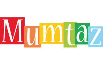 Mumtaz colors logo