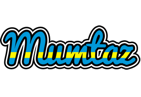 Mumtaz sweden logo
