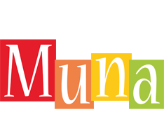 Muna colors logo