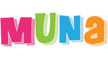 Muna friday logo