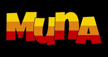 Muna jungle logo