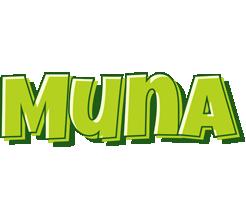 Muna summer logo
