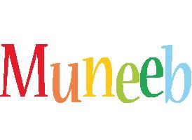 muneeb logo logo generator smoothie summer birthday  muneeb logo