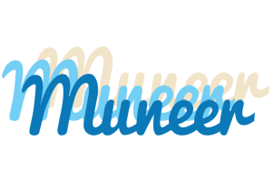 Muneer breeze logo