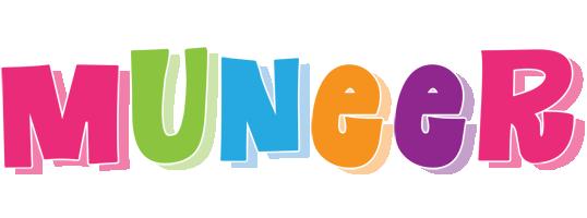 Muneer friday logo