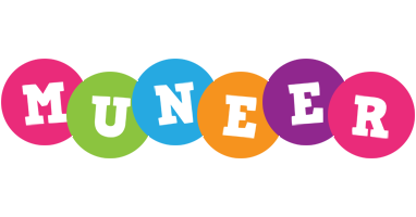Muneer friends logo