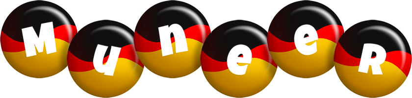 Muneer german logo
