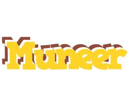 Muneer hotcup logo
